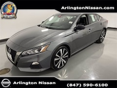 Certified 2019 Nissan Altima 2.5 SR Sedan in Arlington Heights, IL