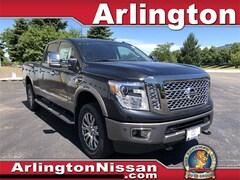 New 2019 Nissan Titan XD Platinum Reserve Truck in Arlington Heights, IL