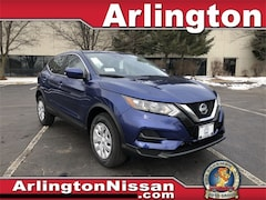 New 2020 Nissan Rogue Sport S SUV in Arlington Heights, IL