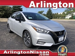 New 2020 Nissan Versa 1.6 SR Sedan in Arlington Heights, IL