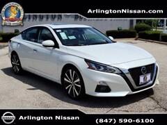 New 2020 Nissan Altima 2.0 Platinum Sedan in Arlington Heights, IL