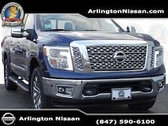 New 2019 Nissan Titan SL Truck in Arlington Heights, IL