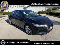 New 2020 Nissan Sentra S Sedan in Arlington Heights, IL
