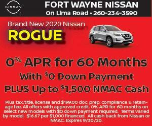 Brand New 2020 Nissan ROGUE