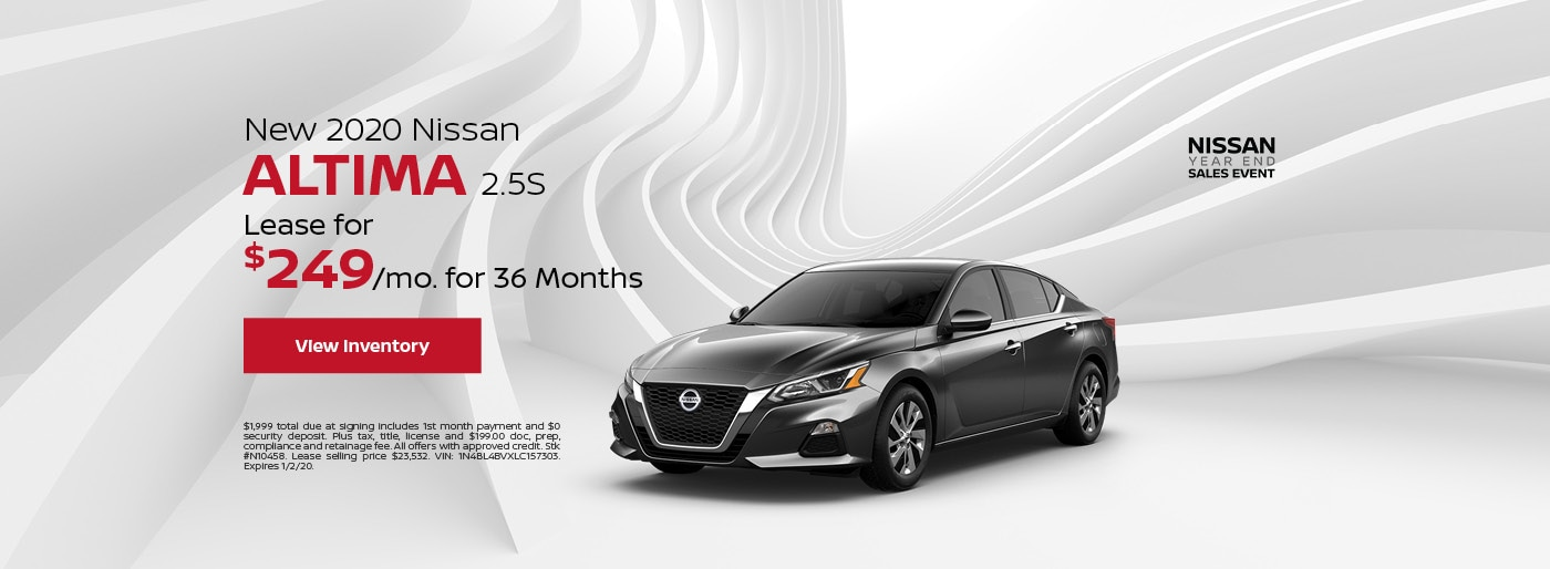 Fort Wayne's Fort Wayne Nissan | New and Used Nissan Cars