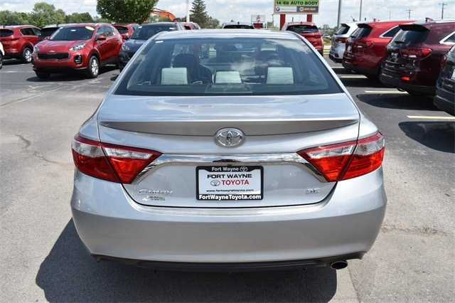 Fort Wayne Toyota >> Used 2017 Toyota Camry For Sale At Lexus Of Fort Wayne Vin