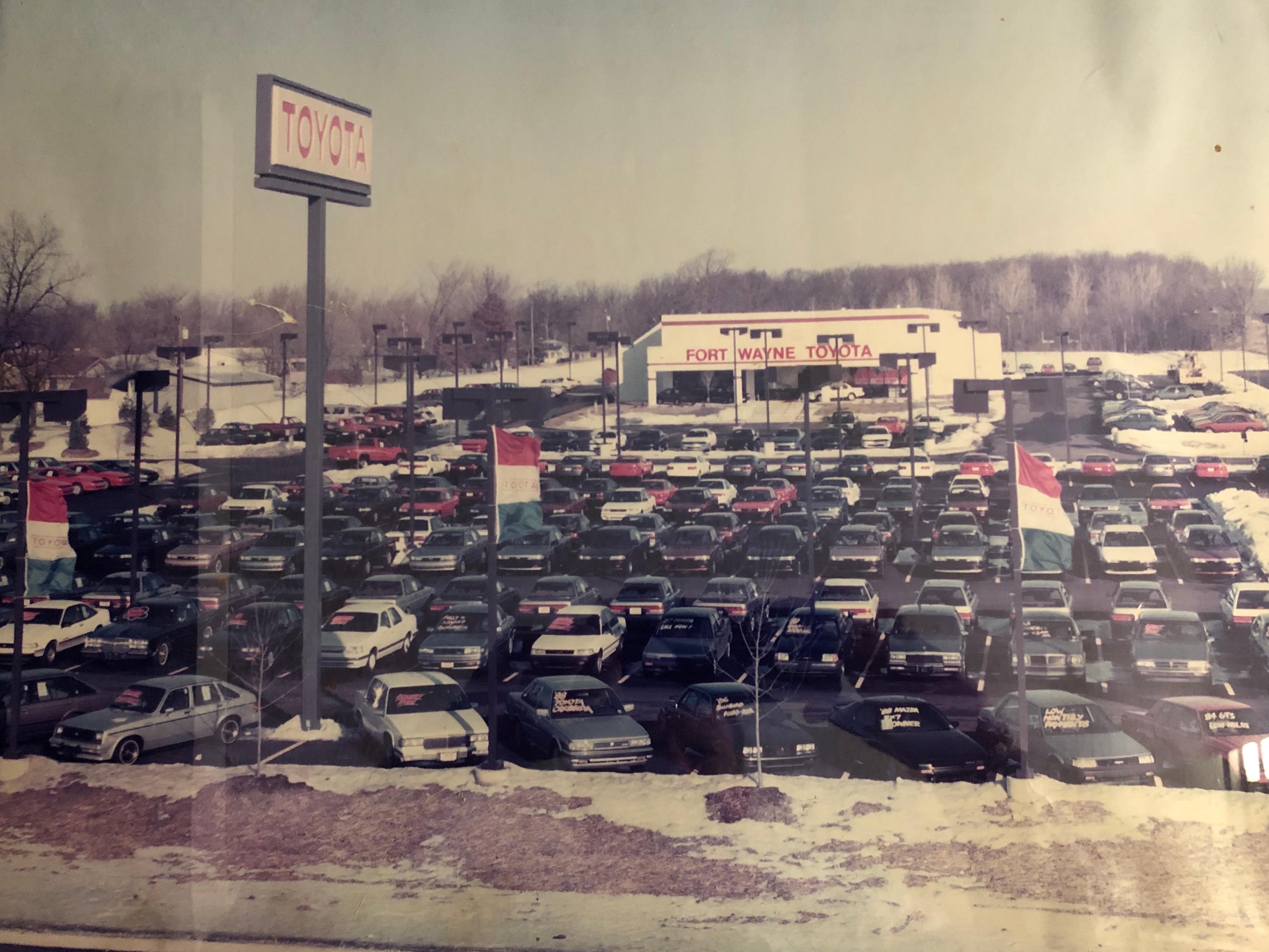 Fort Wayne Toyota >> About Bob Rohrman Fort Wayne Toyota Fort Wayne Toyota
