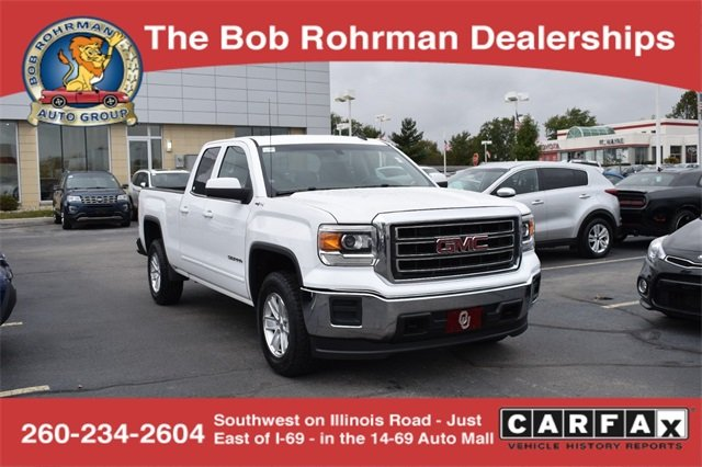 Used Gmc Sierra 1500 2014 Fort Wayne In