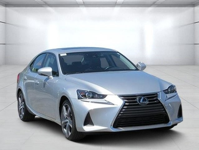 2017 LEXUS IS 300 300 Sedan