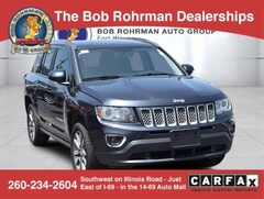 2015 Jeep Compass Limited SUV