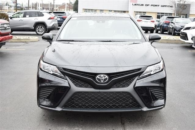 Used 2018 Toyota Camry For Sale at Fort Wayne Toyota | VIN