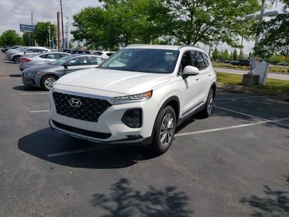 New 2020 Hyundai Santa Fe For Sale At Bob Rohrman Hyundai Vin 5nms3cad2lh204130