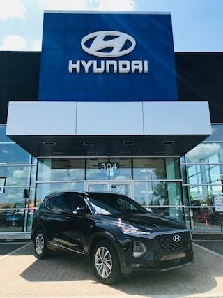 2019 Hyundai Santa Fe Limited 2.4 Wagon