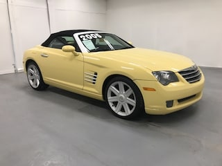 2005 Chrysler Crossfire Limited Convertible