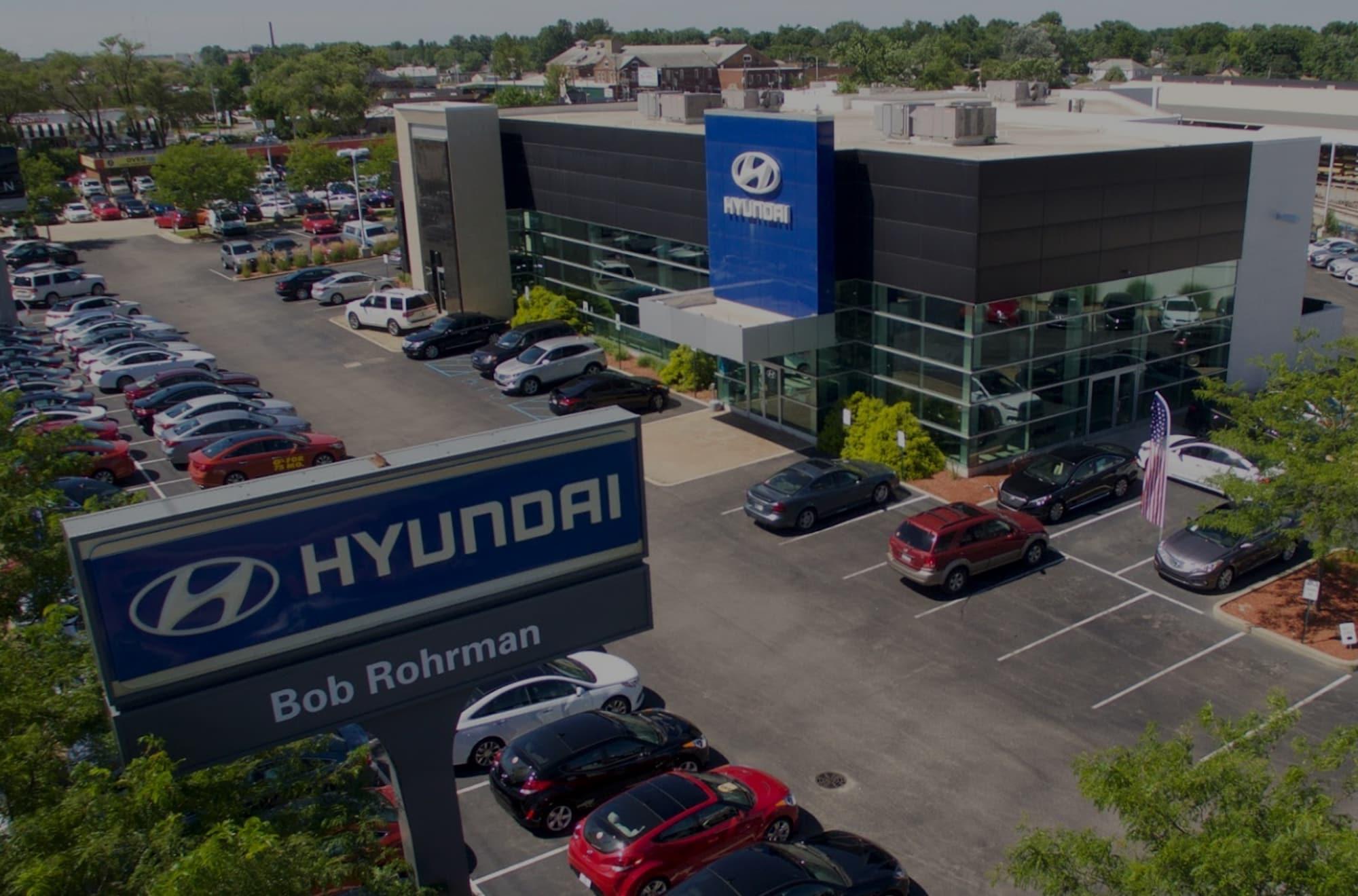 Bob Rohrman Hyundai >> Bob Rohrman Hyundai of Lafayette   New & Used Hyundai Cars