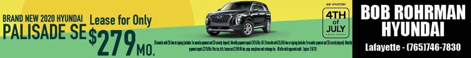 Brand New 2020 Hyundai PALISADE SE