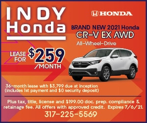 Brand New 2021 Honda CR-V EX AWD All-Wheel-Drive
