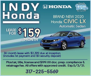Brand New 2020 Honda CIVIC LX Automatic