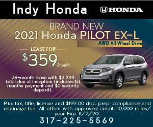 Brand New 2021 Honda PILOT EX-L AWD All-Wheel-Drive