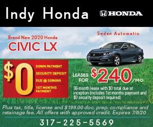 BRAND NEW 2020 Honda Civic LX Sedan