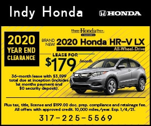 Brand New 2020 Honda HR-V LX AWD All-Wheel-Drive