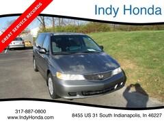 2000 Honda Odyssey LX Van