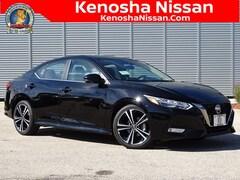 New 2020 Nissan Sentra SR Sedan in Kenosha, WI