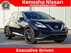New 2020 Nissan Murano Platinum SUV in Kenosha, WI