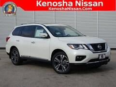 New 2020 Nissan Pathfinder Platinum SUV in Kenosha, WI