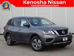 New 2020 Nissan Pathfinder S SUV in Kenosha, WI