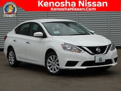 New 2019 Nissan Sentra S Sedan in Kenosha, WI