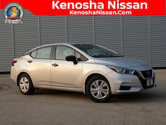 New 2020 Nissan Versa 1.6 S Sedan in Kenosha, WI