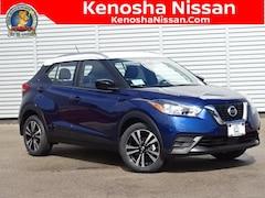 New 2020 Nissan Kicks SV SUV in Kenosha, WI