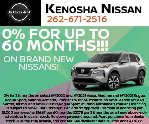 0% FOR UP TO 60 MONTHS ON Brand New NISSANS!