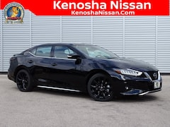New 2020 Nissan Maxima SR Sedan in Kenosha, WI
