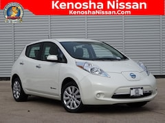 Used 2016 Nissan LEAF S Hatchback in Kenosha, WI