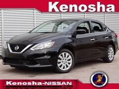 2019 Nissan Sentra S Sedan