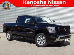 New 2021 Nissan Titan XD SV Truck Crew Cab in Kenosha, WI