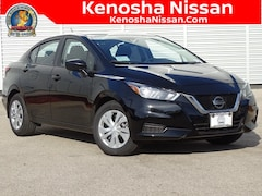 New 2020 Nissan Versa 1.6 S Sedan in Kenosha, WI