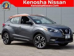 New 2020 Nissan Kicks SR SUV in Kenosha, WI