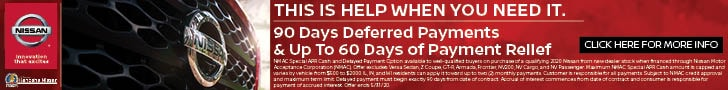 90 Days Deferred Payments and Up To 60 Days of Payment Relief