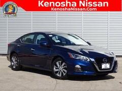 New 2020 Nissan Altima 2.5 S Sedan in Kenosha, WI