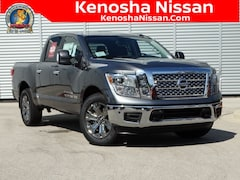 New 2019 Nissan Titan SV Texas Titan Edition Truck Crew Cab in Kenosha, WI