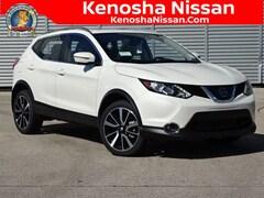 New 2019 Nissan Rogue Sport SL SUV in Kenosha, WI
