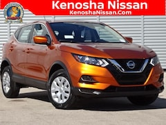 New 2020 Nissan Rogue Sport S SUV in Kenosha, WI