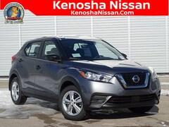 New 2020 Nissan Kicks S SUV in Kenosha, WI
