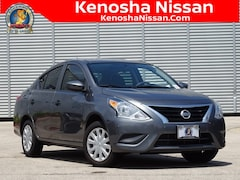 Used 2017 Nissan Versa 1.6 S Sedan in Kenosha, WI