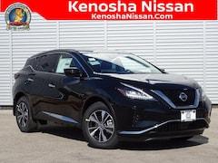 New 2020 Nissan Murano S AWD SUV in Kenosha, WI