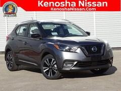 New 2020 Nissan Kicks SR Premium SUV in Kenosha, WI