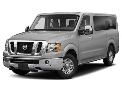 New 2019 Nissan NV Passenger NV3500 HD For Sale at
